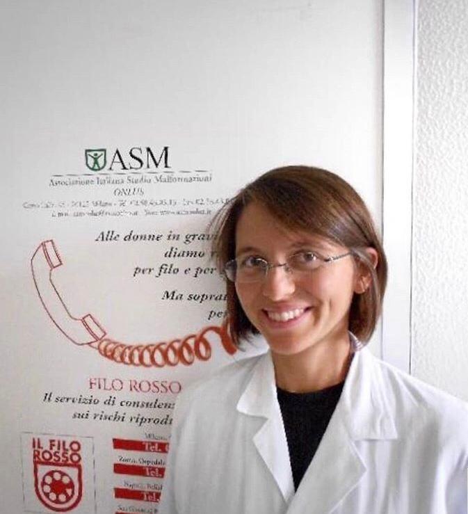 Dott.ssa Elisa Valmori